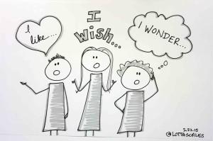 doodling helps memories