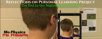 personal learning project