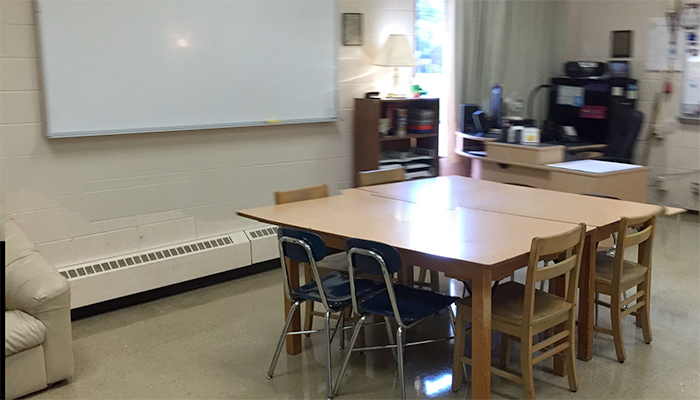 personalized learning classroom