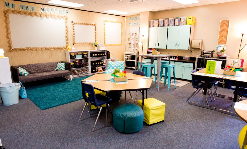 Flexible Classroom Spaces