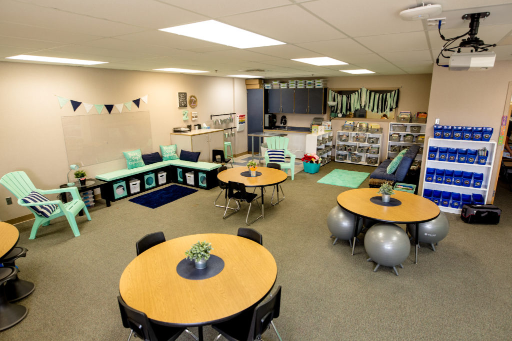 Classroom Design Considerations ~ Flexible classroom spaces from physical change to