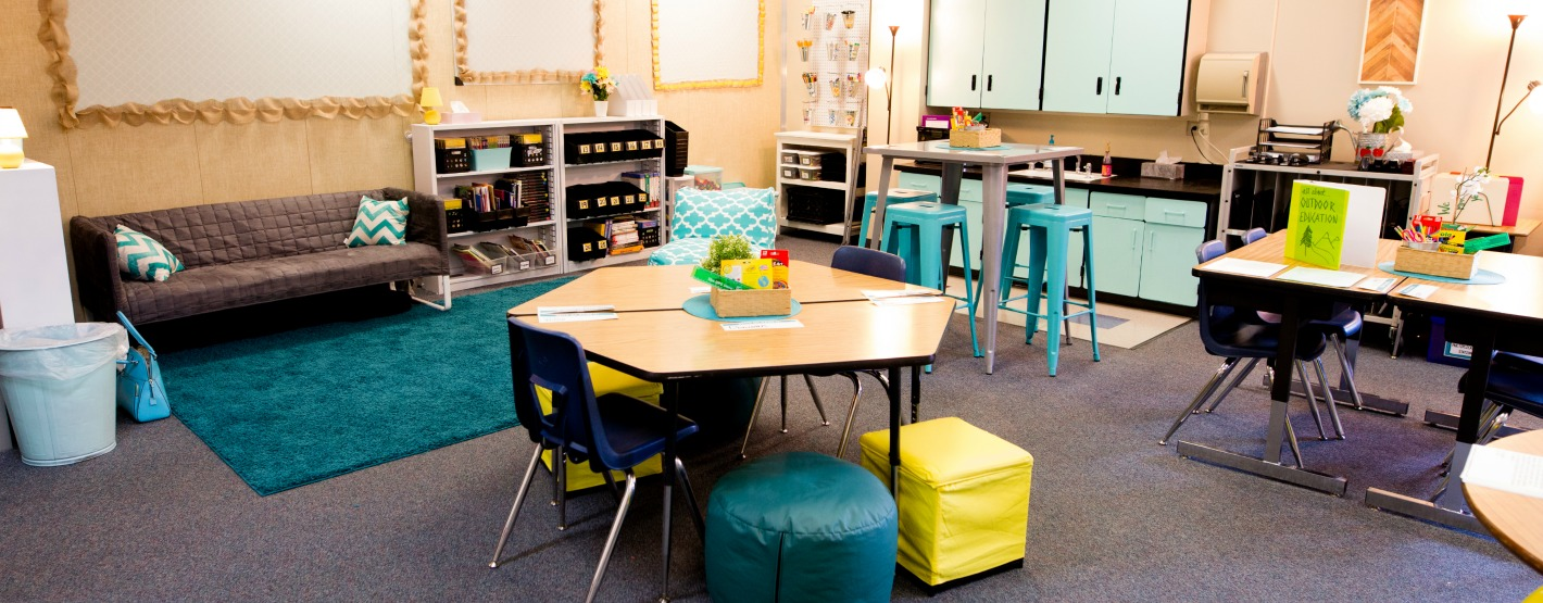 Flexible Classroom Spaces: From Physical Change to Instructional Change
