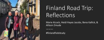 Finland Field Study