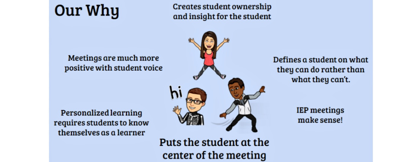 Making Room at the Table: How to Create Student Voice During IEP Meetings